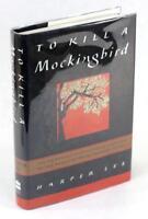 Harper Lee Signed 1995 To Kill a Mockingbird 35th Anniversary Edition HC w/DJ