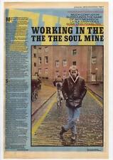 The The Matt Johnson Interview NME Cutting 1983