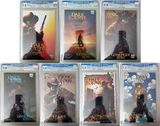 Dark Tower: The Gunslinger Born #1,2,3,4,5,6, AND 7 Variant Set CGC 9.8!! NM/MT