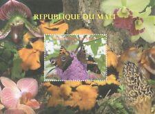 BUTTERFLY INSECT ANIMAL KINGDOM REPUBLIQUE DU MALI 2010 MNH STAMP SHEETLET