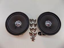 """Gpx Ok 8 Ohm 4"""" 5 Watt Boombox Full Range Speaker Replacement Pair"""