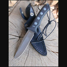NEU - NIETO KINDERMESSER - Messer -  Gürtelmesser + schwarze Lederscheide