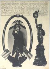 "Family Dog Avalon Ballroom Vintage Original ""Mother Earth"" Post Card 1968"