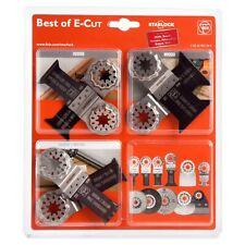 Fein 35222952300 Starlock Best of E-Cut Multi-Tool Blades 6 Piece