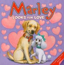Marley: Marley Looks for Love by John Grogan (2010, Paperback) valentines
