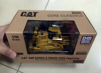 New Packing - DM Model - Cat D8R Series II Track-Type Tractor 1:50 DieCast 85099
