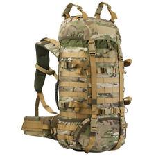Wisport Tactisch Wasbeer Army Rugzak Backpack Molle 45L Trekking Multicam Camo