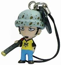 BANDAI One piece Phone Strap 3 Log Memories 03 Figure LAW