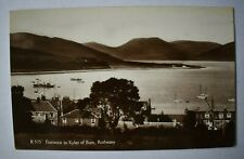 More details for postcard kyles of bute rothesay scotland unposted real photo rp vintage