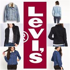 Brand New Levi's Women's Boyfriend Sherpa Trucker Jacket All Sizes Many Colors
