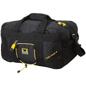 Black Mountiansmith travel trunk duffel Large