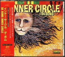 Inner Circle - Da Bomb - Japan CD+2BONUS - NEW - 14Tracks