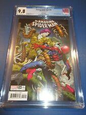 Amazing Spider-man #54 Bagley Variant CGC 9.8 NM/M Gorgeous Gem Wow
