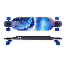 PHAT® 41-Inch Drop-Through Deck Longboard Complete Super Cruiser Skateboard #A