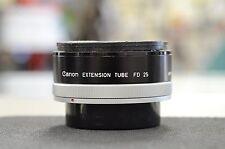Canon Extension Tube FD 25