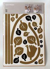 IKEA Slatthult La Cocotte Folk Tree Wall Stickers Decals Branches Leaves Bird