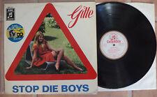 Gitte - Stop die Boys RARE dt. Schlager LP