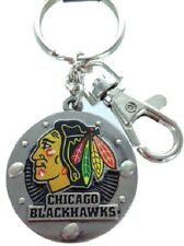 Chicago Blackhawks Impact NHL Keychain
