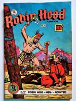 🍁 Robin Hood #32  (Aug / Sept 1946 - Anglo-American) Canadian White Comic Book