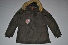 AUTHENTIC PARAJUMPERS KODIAK ECO MEN PARKA BUSH  2XL  XXLARGE  BRAND NEW