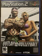 Outlaw Volleyball - Jeu PS2