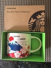 JAPAN Starbucks You Are Here Series Collectible Mug 14 oz