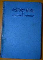 1911 The Story Girl by L.M. Montgomery Grosset & Dunlap Publisher Book
