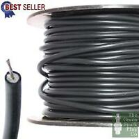 7mm HT Ignition Lead Cable - Tinned Copper Core Lucas Hypalon Black