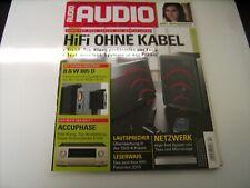 Audio Zeitschrift 04/2010,  Zeitschrift ohne CD !!!
