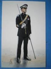 POSTCARD 17TH 21ST LANCERS 1991 - REGIMENTAL SERGEANT MAJOR