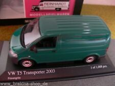 1/43 Minichamps VW T5 Transporter 2003 Friesengrün 400 052261