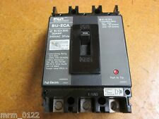 Fuji Electric BU-ECA 3030 30Amp 240VAC 3Pole Circuit Breaker