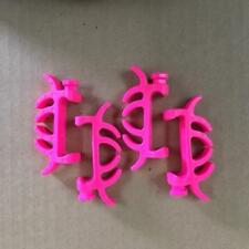 PSE ARCHERY BOW LIMB BAND DAMPENER HOT PINK 2 PACK FREE SHIPPING 33% OFF @$12.88