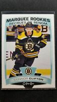 2019-20 O-Pee-Chee Connor Clifton Marquee Rookies #624