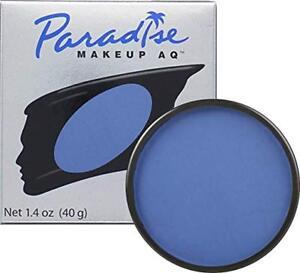 NEW - Mehron - Makeup Paradise Makeup - Face & Body Paint - Dark Blue - 1.4 oz.