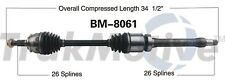 For Mini Countryman 07-14 Front Passenger Right CV Axle Shaft SurTrack BM8061