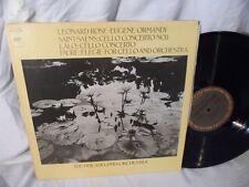 columbia M 30113 leonard rose ormandy lalo cello M- LP