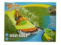 Slip n Slide Wave Rider Water Slide with Slide Boogie Wham-O 16ft Garden Toy NEW