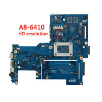 For HP 15-G ZS051 LA-A996P  A8-6410  REV:4.0 laptop motherboard DDR3 AMD