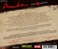AMADEUS - SUKKUBUS (PARTITUR 8) AMADEUS (HÖRSPIEL)  CD NEU