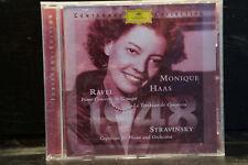 Monique Haas - 1948/Ravel/Stravinsky