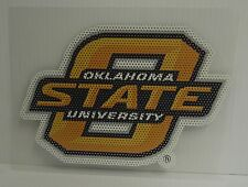6-Inch Oklahoma State Cowboys Logo Perforated Vinyl Window Graphic