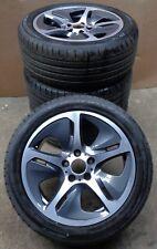4 BMW ruedas de verano STYLING 364 245/45 R18 96y BMW Serie 5 F10 6er F06 F12