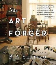 The Art Forger by B. A. Shapiro (2012, CD, Unabridged)