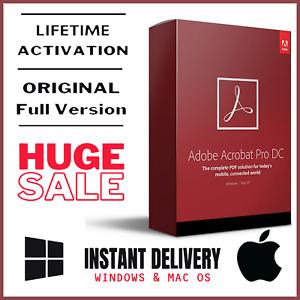 Adobe Acrobat PRO DC 2020.