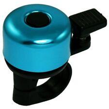 Sonnette de guidon de velo Bell Ring en aluminium - Bleu N5F4
