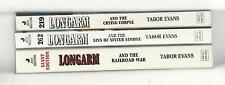 3 TABOR EVANS / LONGARM & CRYING CORPSE / SINS OF SISTER SIMONE / RAILROAD WAR