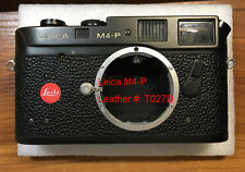 Leica M4-P replacement leather cover kit T027D