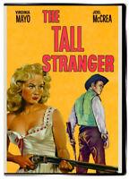 The Tall Stranger 1957 DVD Virginia Mayo, Joel McCrea, Hank Ansara