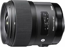 Sigma objectif 35 mm F/1.4 DG HSM Art Canon garanti 3 ans